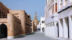 The Souk Waqif at Doha Qatar