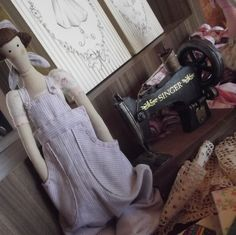 Atelier de bonecas!!