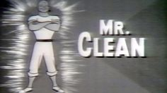 Commercial - Mr. Clean - 13¢ off the GIANT bottle! Retro Advertising, Retro Ads, Vintage Advertisements, Vintage Ads, Mr Clean, Tv Commercials, Cleaning, Bottle, Classic