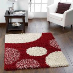 Origins Rugs Pluto 300 Red Polypropylene Shaggy Rug by Origins Living Room Modern, Rugs In Living Room, Spark Up, Polypropylene Rugs, Rugs Online, Shaggy Rugs, Origins, Contemporary, The Originals