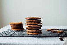 Chewy Ginger-Molasses Cookies recipe on Food52