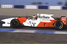 McLaren-Mercedes MP4-10 (1995)