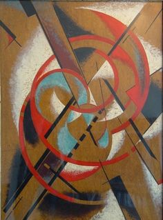 HAPPY BIRTHDAY Lyubov Sergeyevna Popova (Russian: Любо́вь Серге́евна Попо́ва; April 24, 1889 – May 25, 1924) was a Russian avant-garde artist (Cubist, Suprematist and Constructivist), painter and designer.