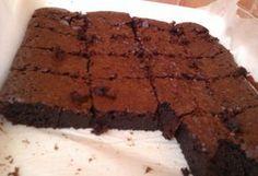 Brownie ahogy Gréti készíti Brie, Bourbon, Brownies, Food, Bourbon Whiskey, Cake Brownies, Essen, Meals, Yemek