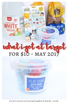 What I got at Target for $10 + Monthly Linkup Party! Everyone's Sleeping but Mom Baby Activites, Newborn Activities, Montessori Activities, Preschool Activities, Counting For Toddlers, Alphabet For Toddlers, Games For Toddlers, Montessori Toddler, Toddler Learning