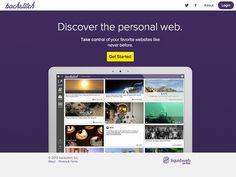 Backstit.ch, a good alternative to replace iGoogle