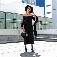 Inspired by the work of Australian designers like @kymellery & friends with exciting new start-ups  Love what you do guys keep up the good work  Outfit details @liketoknow.it www.liketk.it/2hn1F #liketkit