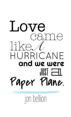 Paper planes lyrics az
