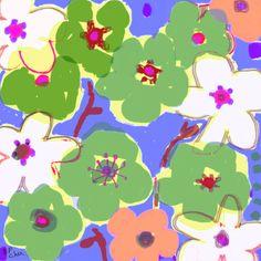 Barbara Perrine Chu-- Plum Blossoms