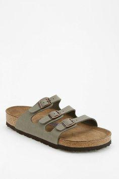 Birkenstock Florida Leather Sandal #urbanoutfitters