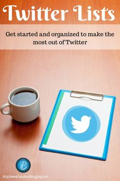 Twitter Lists are powerful for filtering & sorting the noisy twitter feed! Social Media Tips