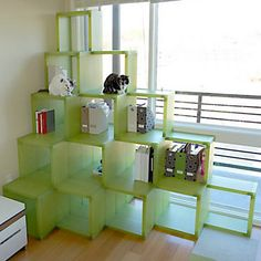 CubiCat 5 Shelving | Modular Playground for Cats