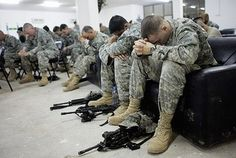 Army Chaplain Punished for Mentioning Faith -- This is awful!! He is there for spiritual guidance. He suppose to talk about Faith!!