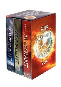 Divergent Series Complete Box Set (9780062278784)