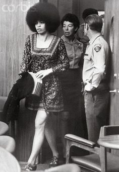 The Trial of Angela Davis #AfricanAmerican #Civilrights