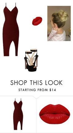 """""""Untitled #178"""" by helen95 on Polyvore featuring Winky Lux and Prada"""