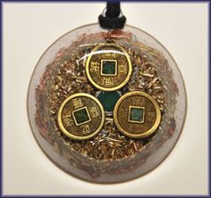 Natures-blessings:: Powerful Orgone: orgonite pendant testimonials