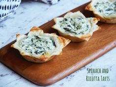 spinach-and-ricotta-tarts-kmart-pie-maker