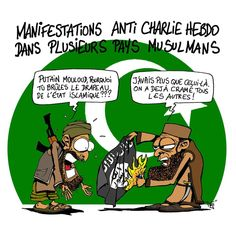 La caricature du jour