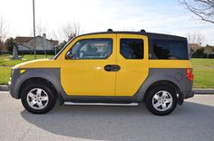 2003 Honda Element EX - Custom Color, Well Maintained, Great for Work or Play