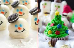 15 Easy Christmas Treats That Are Almost Too Adorable To Eat