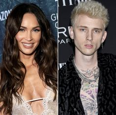 A new chapter. Megan Fox Opens in a new Window.and Machine Gun Kelly Opens in a new Window.are officially a couple — and have labeled their relationship — after going public with their romance, a source tells Us Weekly exclusively.