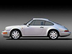Porsche 964.