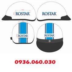 Hợp đồng sản xuất 3000 sản phẩm mũ bảo hiểm quảng cáo chất lượng cao cho công ty Rostar. Mũ bảo hiểm quảng cáo chính hãng giá rẻ tại xưởng.