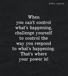 Your power...: