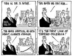 Senators Markey, Boxer, and Whitehouse Aim to Expose Phony Climate Science