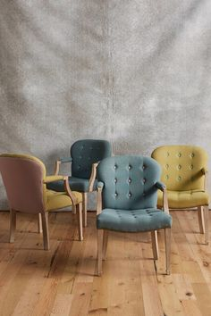 Anthropologie. Dining chairs.
