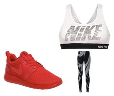 """""""all nike set"""" by perttypink on Polyvore featuring NIKE"""