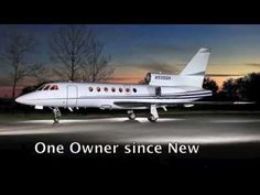 2002 Falcon 50EX, sn 323, One Owner Since New https://www.youtube.com/watch?v=A-rPwxt6TIs