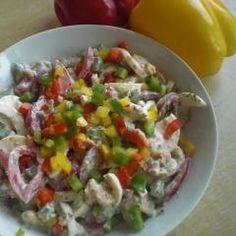 Eier-Tomaten-Salat (Low-Carb) und 87.000 weitere Rezepte entdecken auf DasKochrezept.de