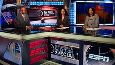 ESPN women's college basketball analysts Kara Lawson and Carolyn Peck discuss the NCAA Tournament and their roles