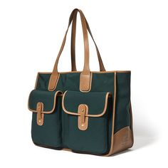 Combining season travelers' favorite elements from two classic silhouettes, this travel tote allows you to conquer the journey that lies ahead. Travel Tote, Silhouettes, Journey, Seasons, Classic, Green, Products, Derby, Travel Purse