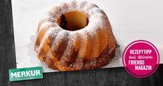 friends Magazin :: MERKUR Immer gut Backschule Doughnut, Friends, Desserts, Food, Marble, School, Kuchen, Tips, Rezepte