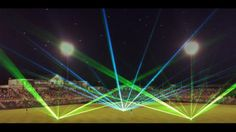 Holiday Laser Light ExperienceA Charlotte NC Area Minor League Baseball team - The Kannapolis Intimidators is hosting a  Holiday Laser Light Experience at