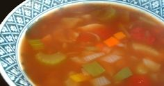 The Original Cabbage Soup Diet soup recipe. I actually liked this soup back in the day though I used celery seed instead of celery and I added a small amount of lean protein to stabilize my blood sugar. I ended up using as part of the base for my ol Cabbage Soup Recipes, Diet Soup Recipes, Cooking Recipes, Healthy Recipes, Healthy Food, Healthy Eating, Healthy Detox, Healthy Dinners, Diabetic Recipes