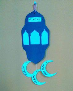 Eid Crafts, Ramadan Crafts, Decoraciones Ramadan, Diy For Kids, Crafts For Kids, Islamic Celebrations, Arabian Party, Ramadan Activities, Islamic Decor