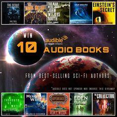 Audible+Audiobook+Giveaway