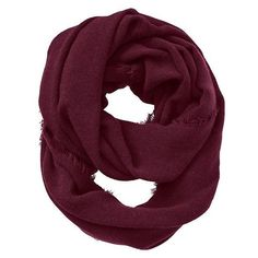Athleta Lux City Scarf Size One Size (€46) ❤ liked on Polyvore featuring accessories, scarves, chianti, feather shawl, tube scarves, feather scarves, tube scarf and circle scarves