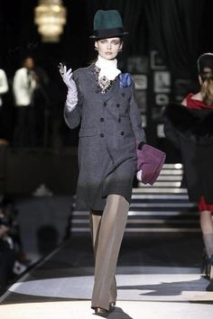 Dsquared2 Ready To Wear Fall Winter 2013 Milan