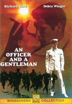 An Officer and a Gentleman #movies - Click image to find more Film, Music & Books Pinterest pins