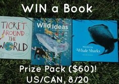 Win a $60 Kids Book Prize Pack from Owlkids Books! US/CAN, 8/20