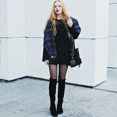 Kristina Magdalina - Tomtop Coat, Tomtop Bag, Tomtop Boots - <3