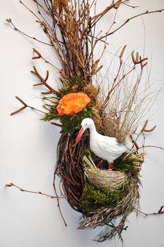 Znalezione obrazy dla zapytania ozdoby z witek brzozowych