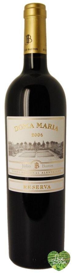 Love Your Table - Dona Maria Reserva Red Wine 2006, €27,99 (http://www.loveyourtable.com/Dona-Maria-Reserva-Red-Wine-2006/)