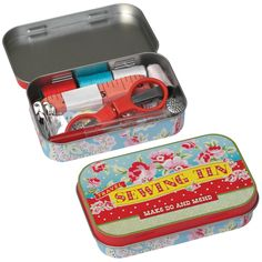 Paisley Park Travel Sewing Kit | dotcomgiftshop