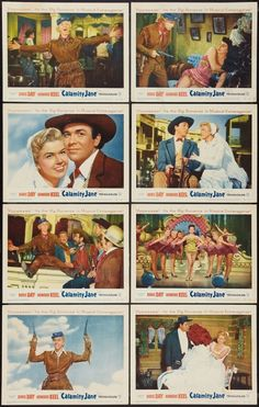 "Doris Day in ""Calamity Jane""!!!! Wonderful,just wonderful!!!!!"